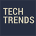 infographic technology trends. VR, IOT, Video Content