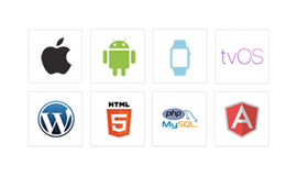 MOBILE & WEB APPS