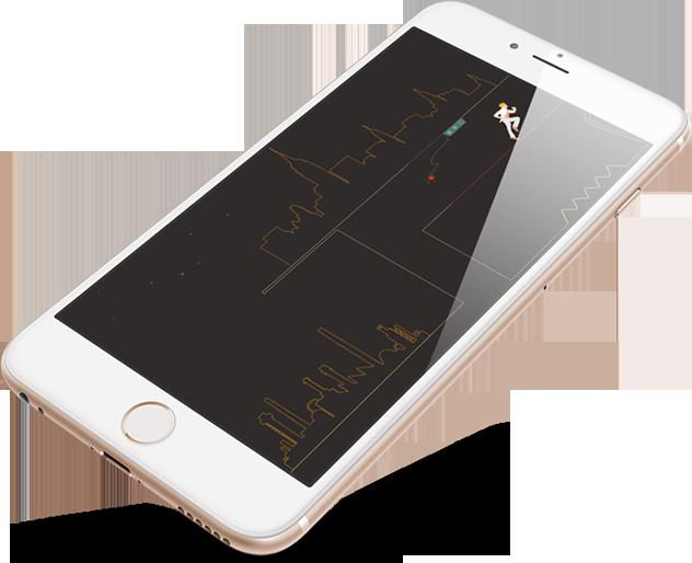 game screen i-phone Image